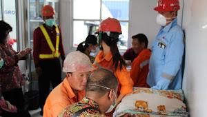 Ada Apa Pemeriksaan Tenaga Kerja Asal China Di Pabrik Semen Grobogan Tanpa Observasi. Seperti Inilah Penjelasan Kadinas Kesehatan Grobogan....