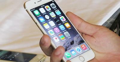 Dien thoai iPhone 6 lock cu gia re ha noi