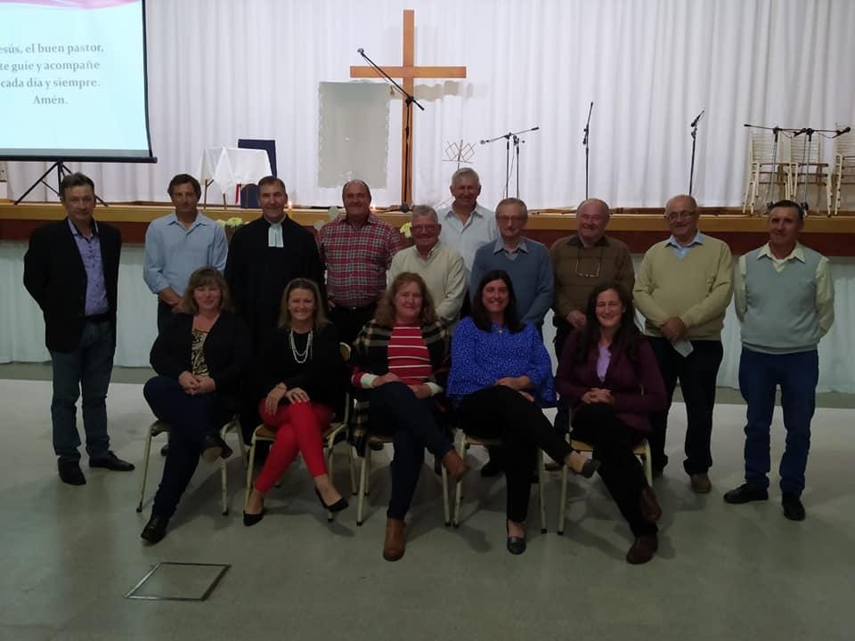 comision Iglesia Rio de la Plata 2021