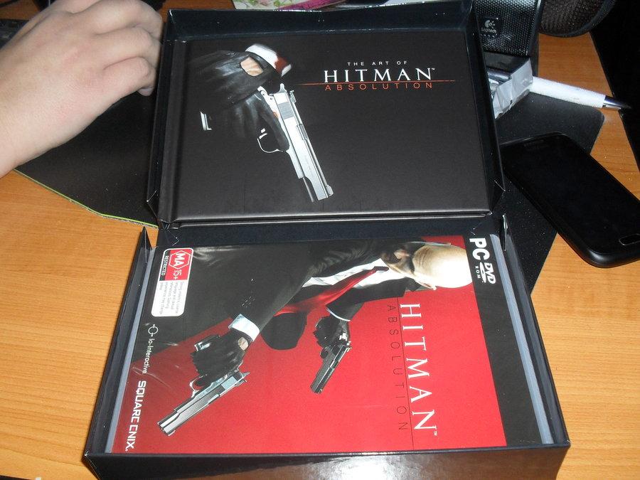 تحميل لعبة hitman absolution بحجم 4 جيجا