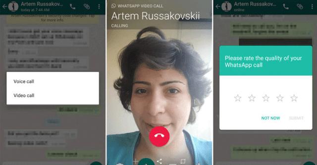 Pengguna Android Kini Boleh Buat Panggilan Whatsapp Video Call