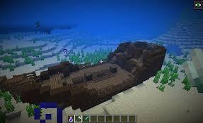 Cara menemukan Shipwreck