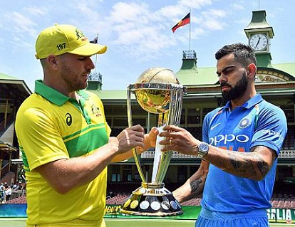 Australia vs India tour 2019, full match schedule, dates, match timing.