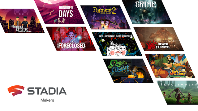 These 10 Independent Games are coming on Google Stadia under Stadia Makers Program