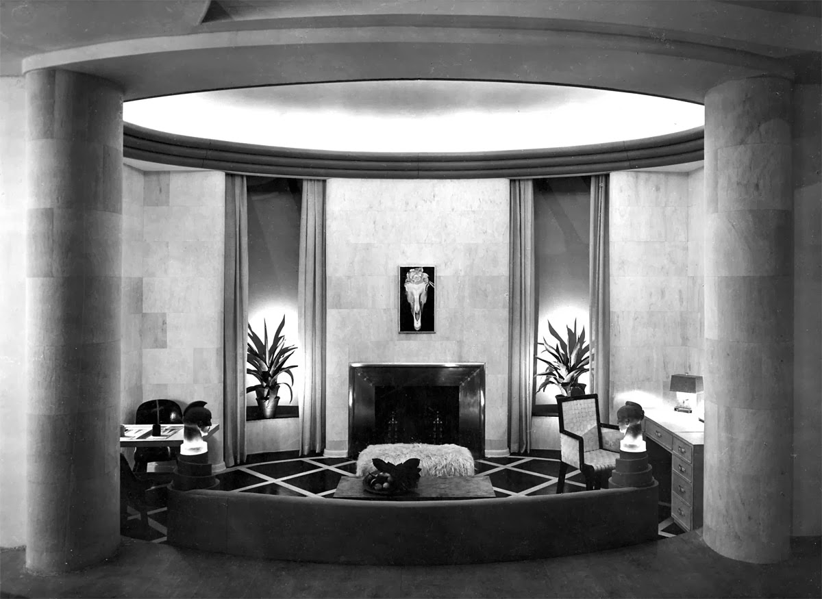 Mid2Mod  William  Billy  Haines 1939 World s Fair Desert Room williamhaines com
