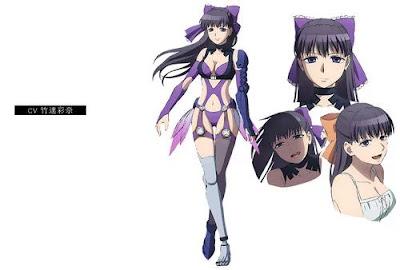 "Anime: Nuevo vídeo pomocional para el anime ""Mahō Shōjo Tokushūsen Asuka"""