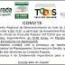 Convite para Assembleia Pública Regional Corede Vale do Jaguari...