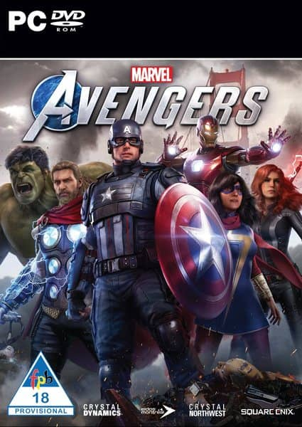 تحميل لعبة Marvel's Avengers للكمبيوتر