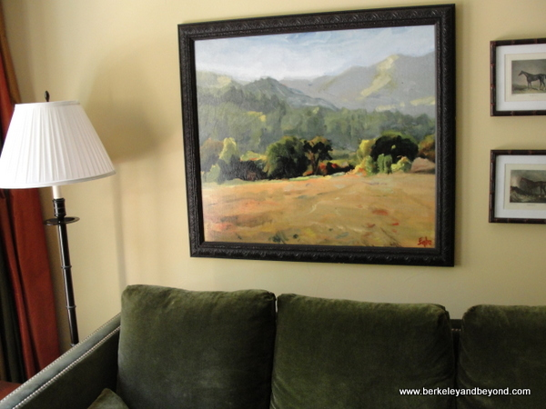 guest room at Hotel Los Gatos in Los Gatos, California
