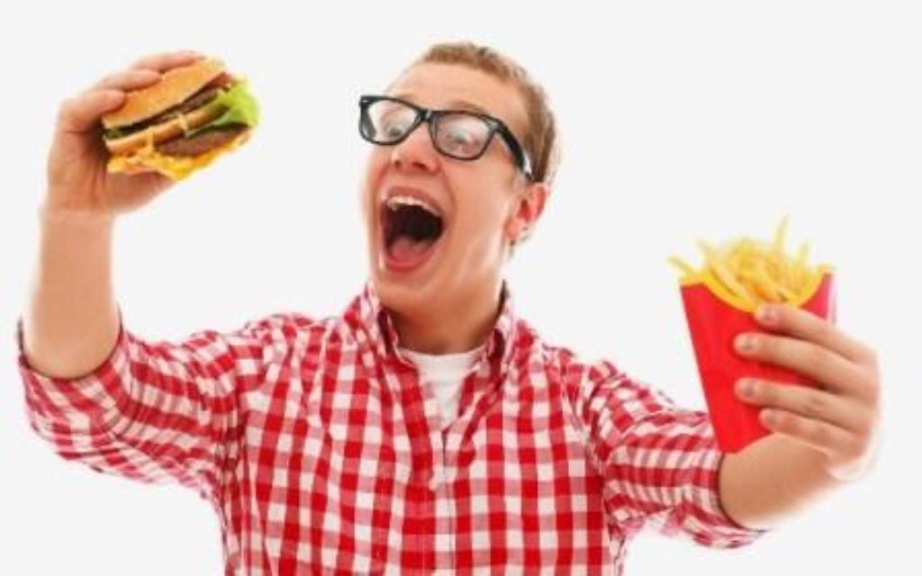 Pola makan sehat yang berbeda antara orang miskin dan orang kaya