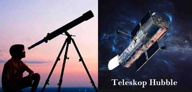 teleskop bernama Hubble