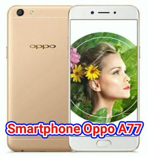 Gambar smartphone Oppo A77