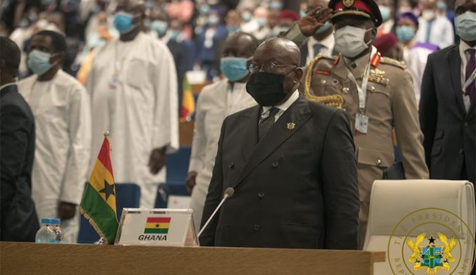 Akufo-Addo Elected Chairman Of ECOWAS