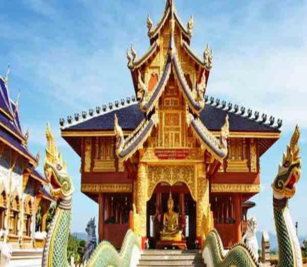 6. द वाट थाई मंदिर (The wat thai temple)- Hindi