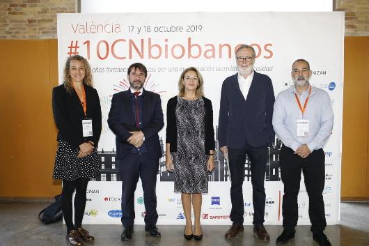 La Red Nacional de Biobancos recibe cerca de 200.000 donaciones de muestras biológicas humanas en una década para investigar patologías