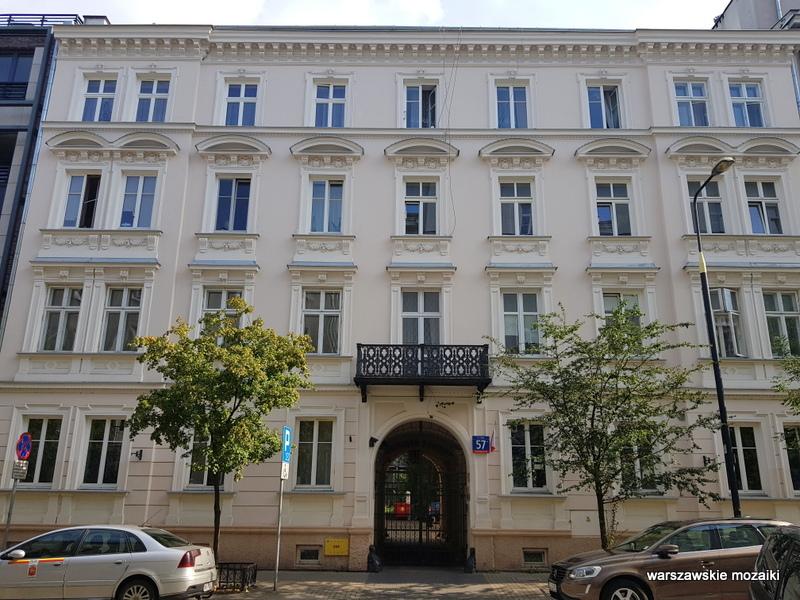 Warszawa Warsaw kamienica architektura architecture zabytek warszawskie kamienice