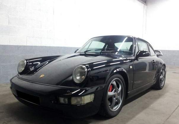 porsche 911 type 964 auto sportif. Black Bedroom Furniture Sets. Home Design Ideas