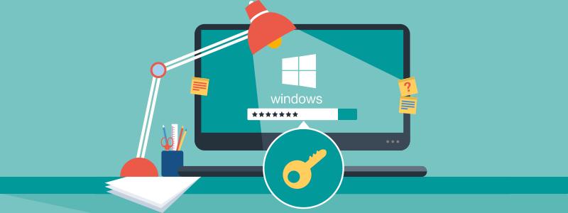 windows user account reset