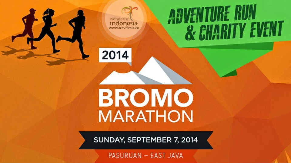 Bromo Marathon 2014