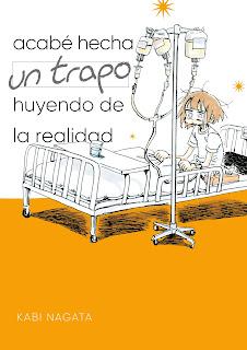 ACABÉ HECHA UN TRAPO HUYENDO DE LA REALIDAD