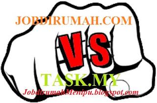 Jobdirumah.com VS Task.My, Jobdirumah