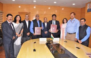 Ministry of Railways signed MoU with ISB