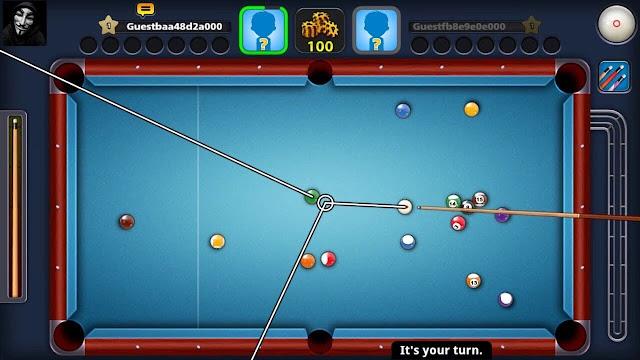 Mega Mod 8 ball pool