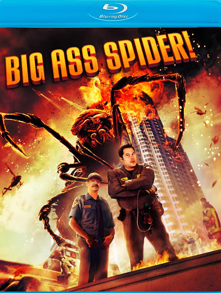 Big Ass Spider 2013 720p BluRay 700MB