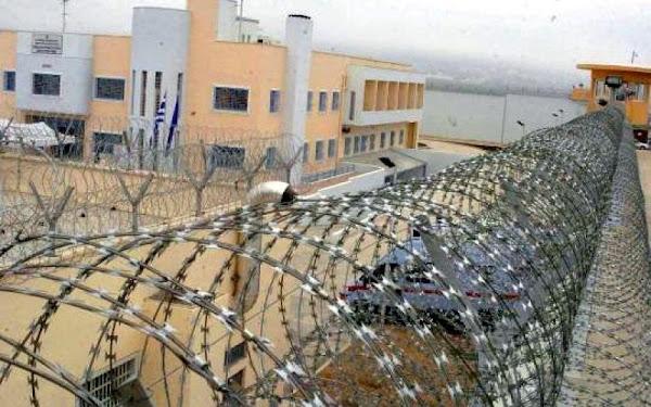Φυλακές Δομοκού : Αλλοδαποί… ξανά-μαχαιρώθηκαν – Δύο τραυματίες στο Γ.Ν Λαμίας – τρεις στο Κ.Υ Δομοκού