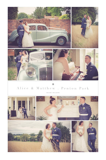 Penton Park Wedding