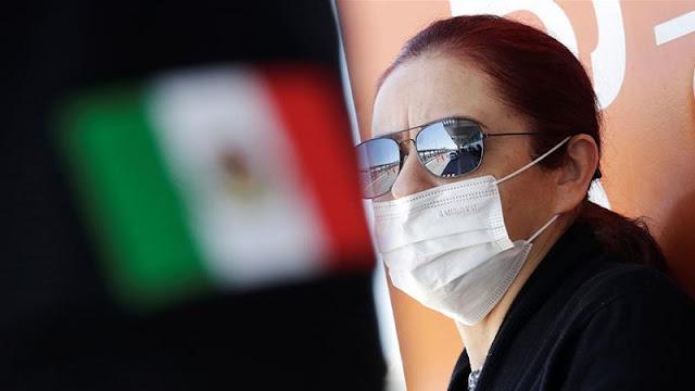 México: 848 casos de COVID-19 y 16 muertos, descarta hacer prueba al presidente
