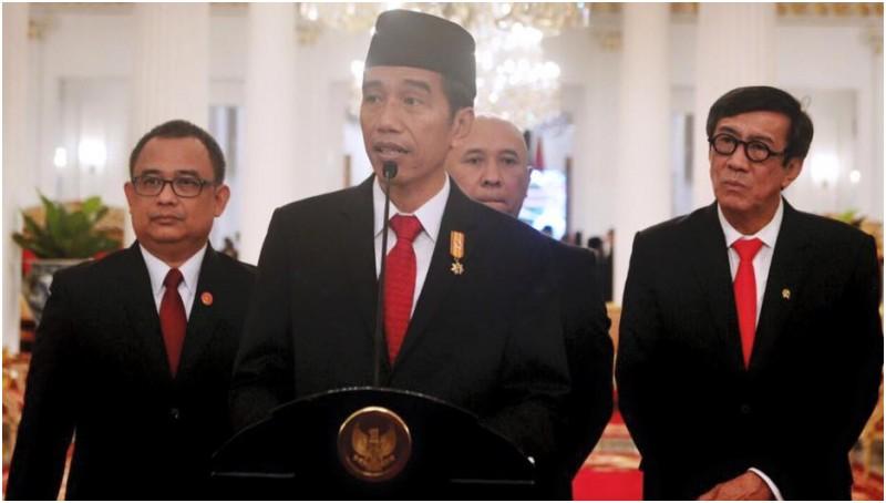 Jokowi umumkan soal Perppu Kebiri