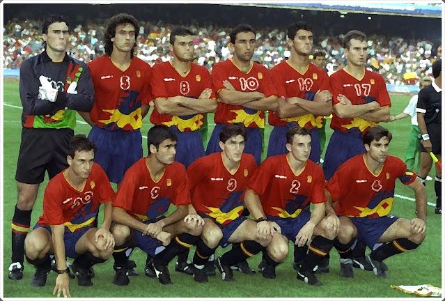 Spain Olympics 1992