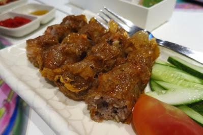 Baba Wins' Peranakan Cuisine, ngoh hiang