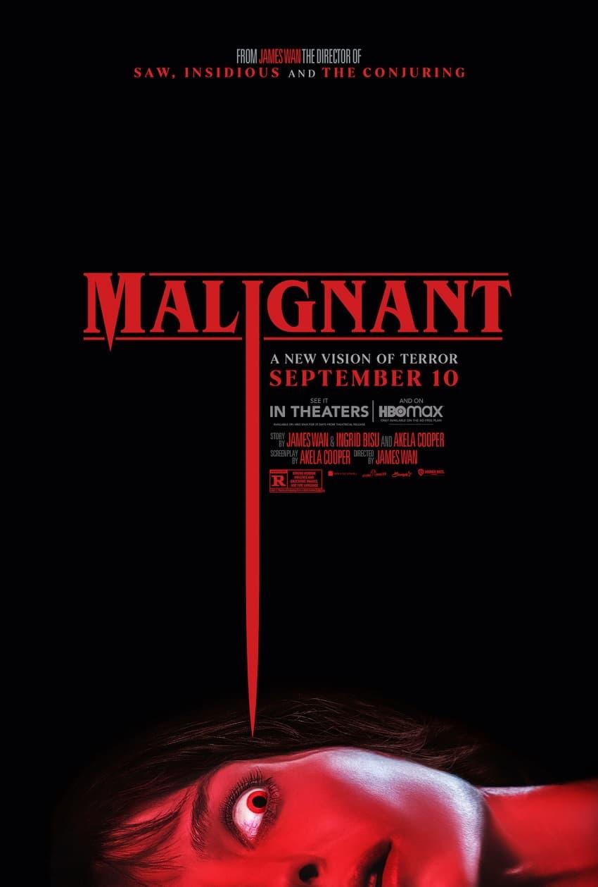 Warner Bros показала трейлер фильма ужасов «Злое» - нового хоррора Джеймса Вана - Постер