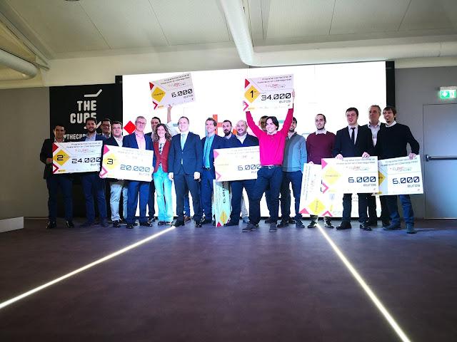 SMARTFENSE recibe el primer premio del programa Cybersecurity Ventures de INCIBE