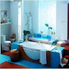Bathroom Color Ideas Blue And Brown BC B2B
