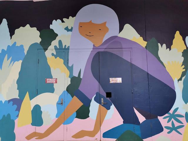 Street Art in Werribee by Ghost Patrol