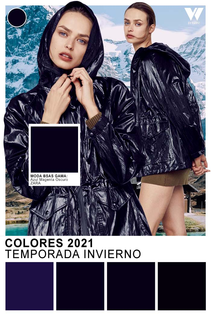 Colores 2021 Temporada Invierno Zara 9