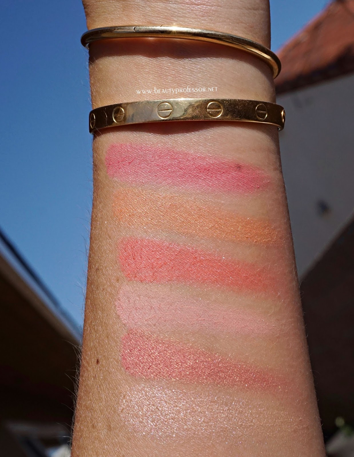 by terry hippy chic swatches