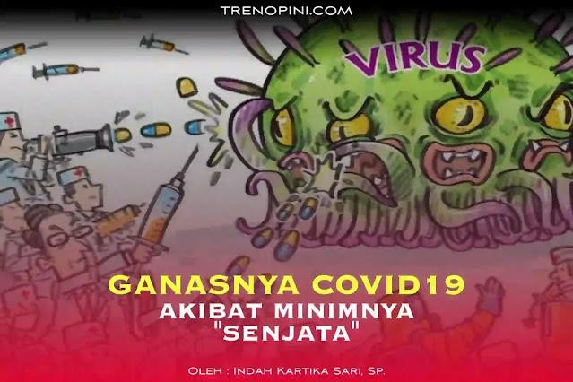 Hampir dua tahun, wabah Covid 19 melanda Indonesia. Sampai hari ini jumlah terkonfirmasi positif virus ini sudah mencapai angka 2,670,046. Sementara angka kematian sudah mencapai 69,210. Bahkan pada Hari Rabu, 14 Juli 2021, kasus harian sudah mencapai rekor tertinggi yaitu 54,517 kasus.