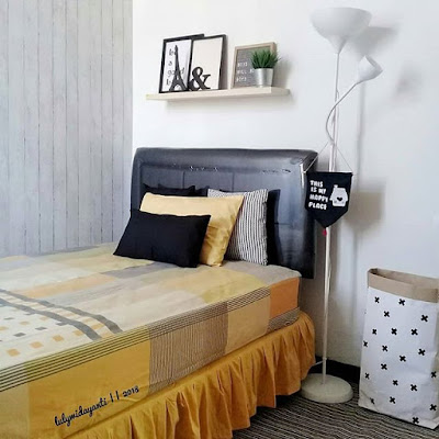 Desain cat kamar tidur