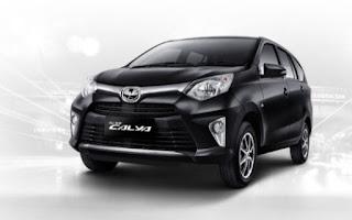 Harga di Pontianak Toyota Calya Black