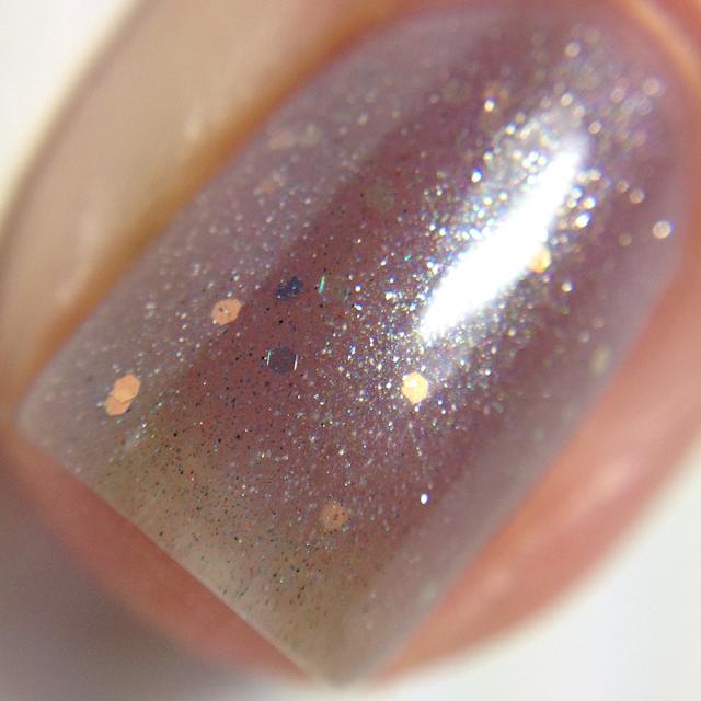Polished Colors-Sugar Plum