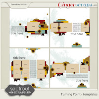 Turning Point Templates by Seatrout Scraps