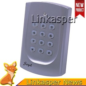Máy chấm công kiểm soát cửa bằng thẻ cảm ứng Soyal AR-721H