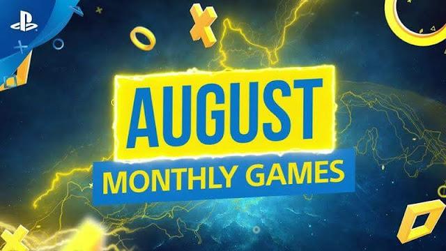 PlayStation Plus: Δείτε τα δωρεάν παιχνίδια του Αυγούστου