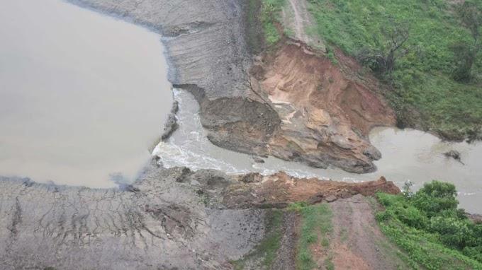 Um mês após rompimento de barragem na Bahia, cerca de 160 famílias seguem desalojadas