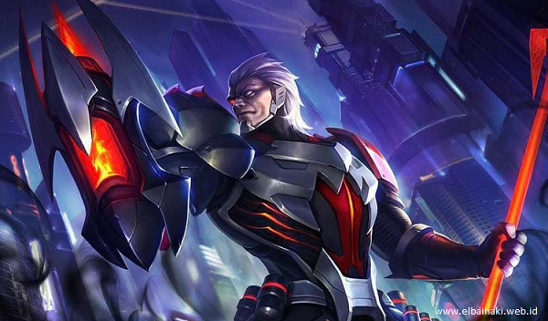 Hero Terbaik Mobile Legends Untuk Mode Ranked Match 2017