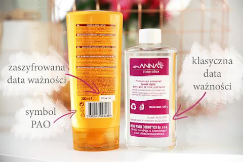 Data ważności kosmetyków | Jak ją odczytać z opakowania? - czytaj dalej »